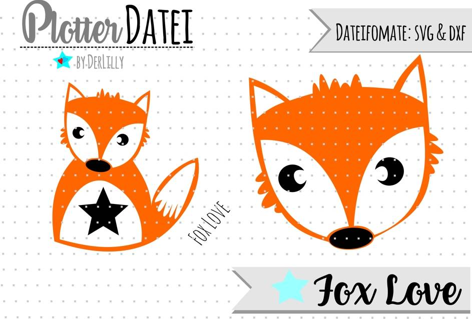 Fox Love.-2017-Makerist Titel 1