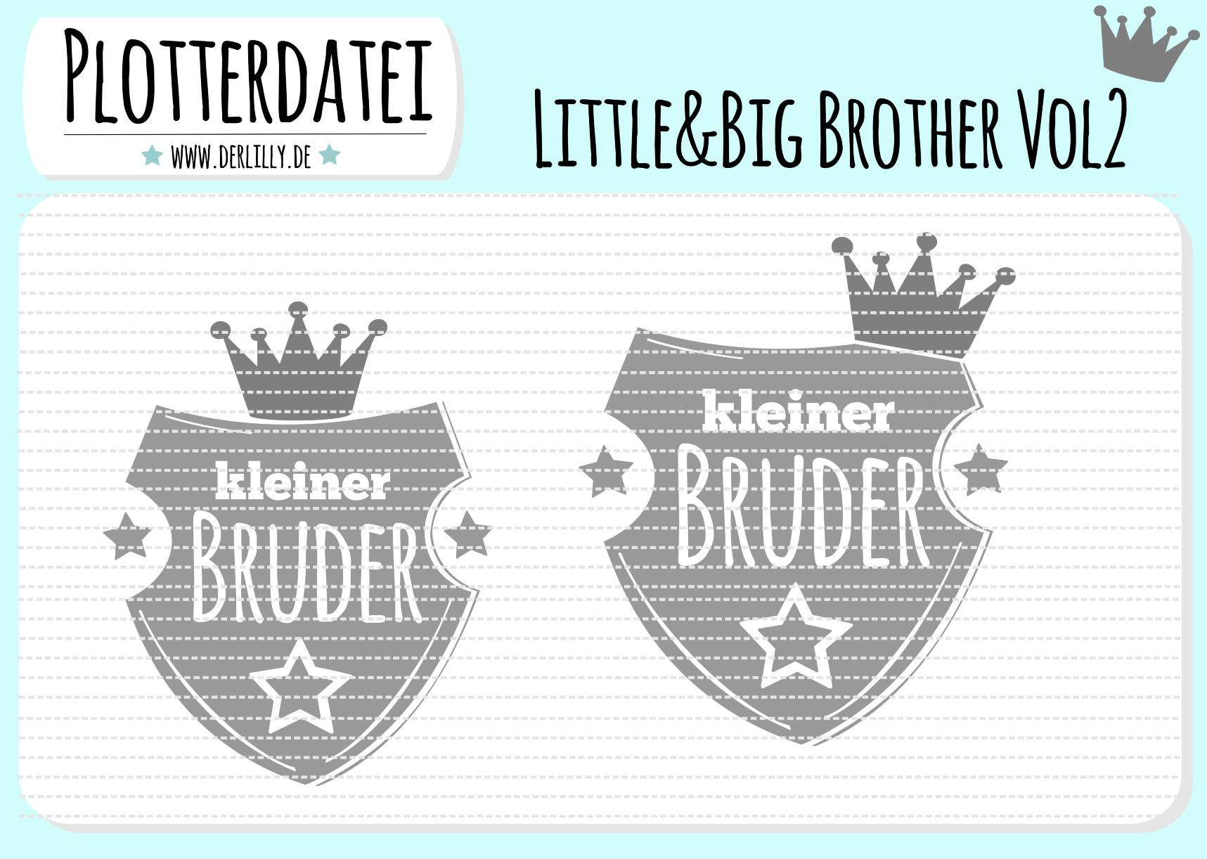 Little & Big Brother Vol 2 titel #1